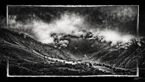 station d'ancelle dans les hautes alpes