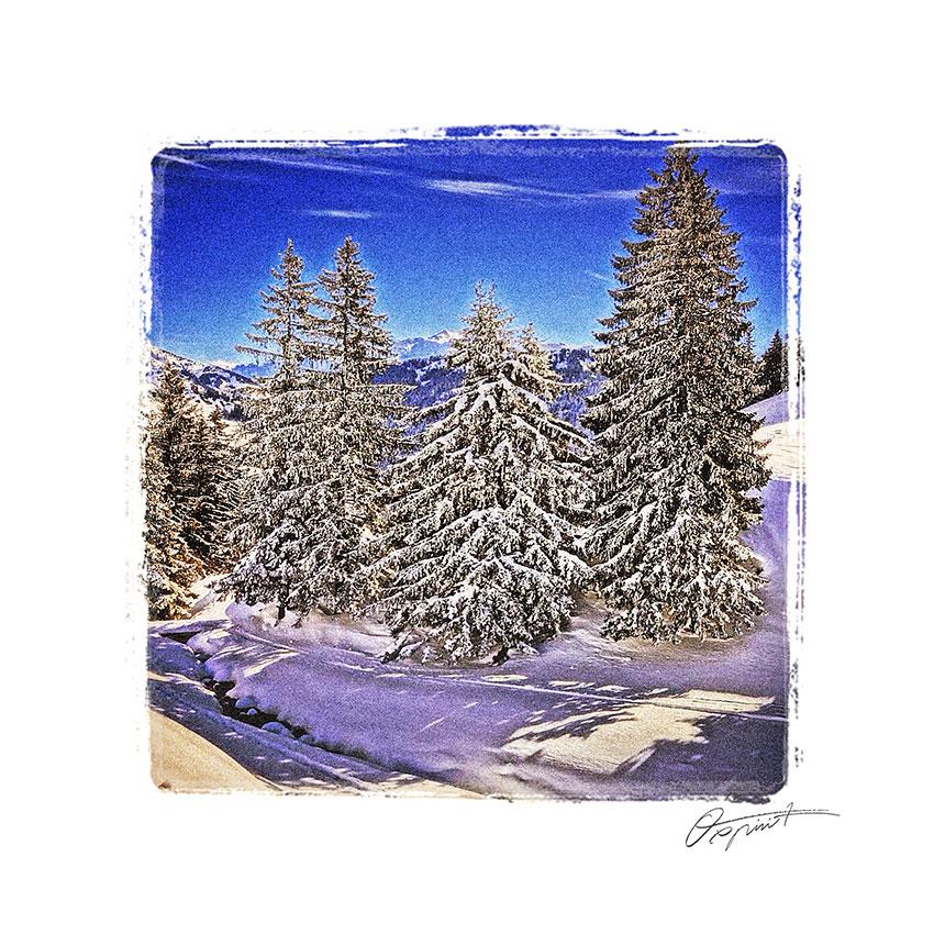 La Clusaz en Haute Savoie