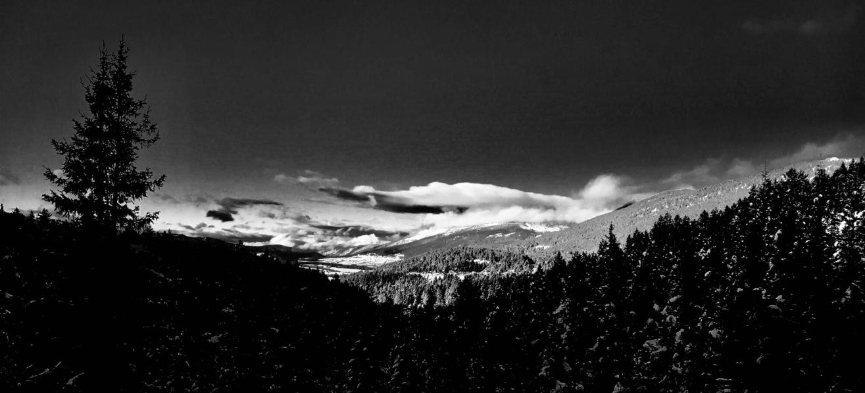 Les Angles dans les Pyrénées Orientales