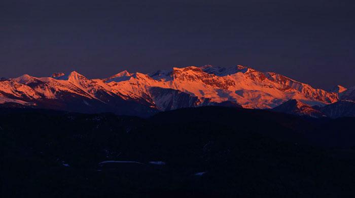 Photographie des Hautes Alpes