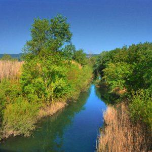 Photo de la Berre à Ribaud dans les Corbières