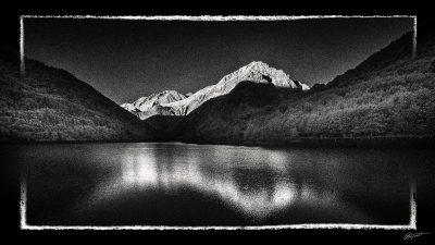Lac du Verney en Savoie