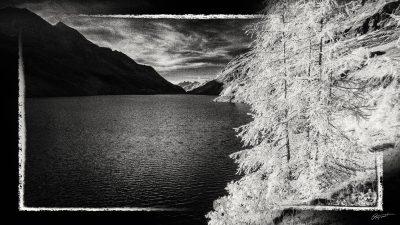 Lac du Chevril en Savoie