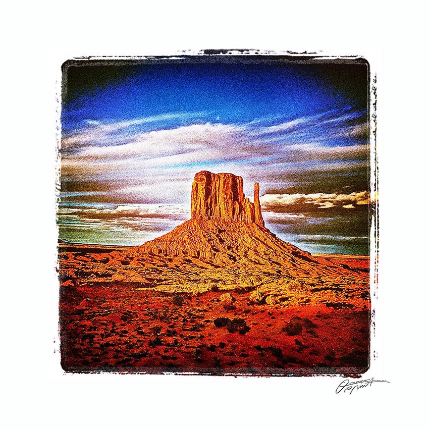 Canyons de Monument Valley en Arizona