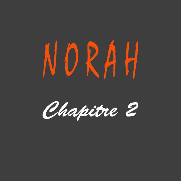 Roman NORAH de Gilles Deschamps chapitre 2